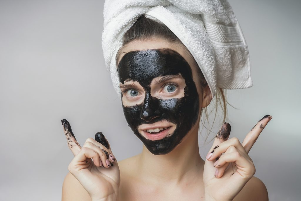 Prezent dla dziewczyny - Black Mask