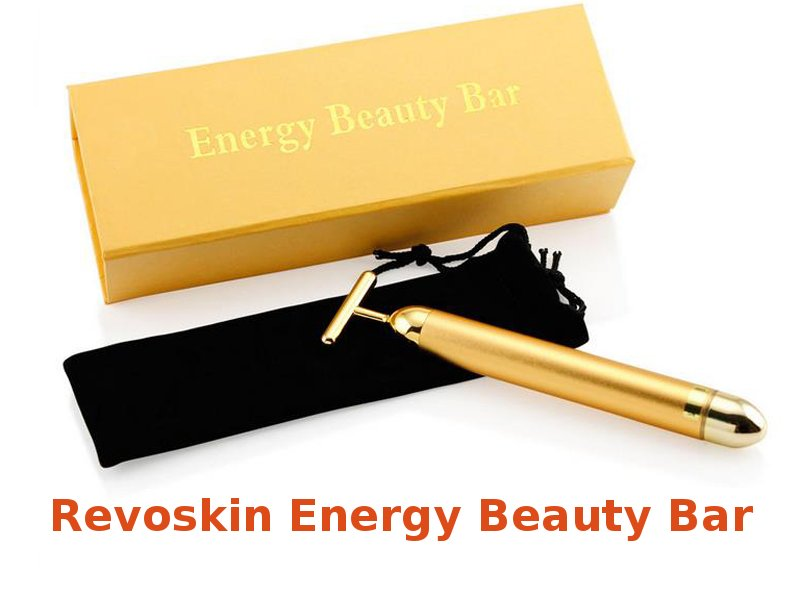 Revoskin Energy Beauty Bar