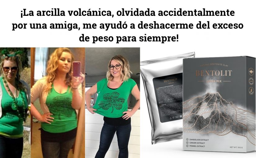¡La arcilla volcánica, olvidada accidentalmente por una amiga, me ayudó a deshacerme del exceso de peso para siempre!