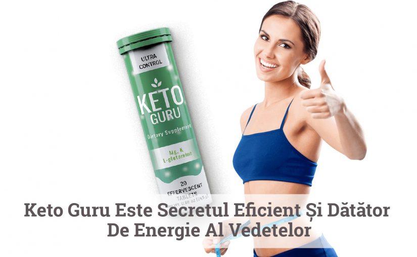 Keto Guru Este Secretul Eficient Și Dătător De Energie Al Vedetelor